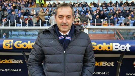 Marco Giampaolo Sampdoria