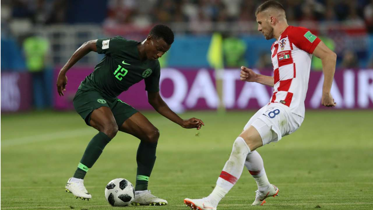 Croatia vs. Nigeria - Shehu Abdullahi