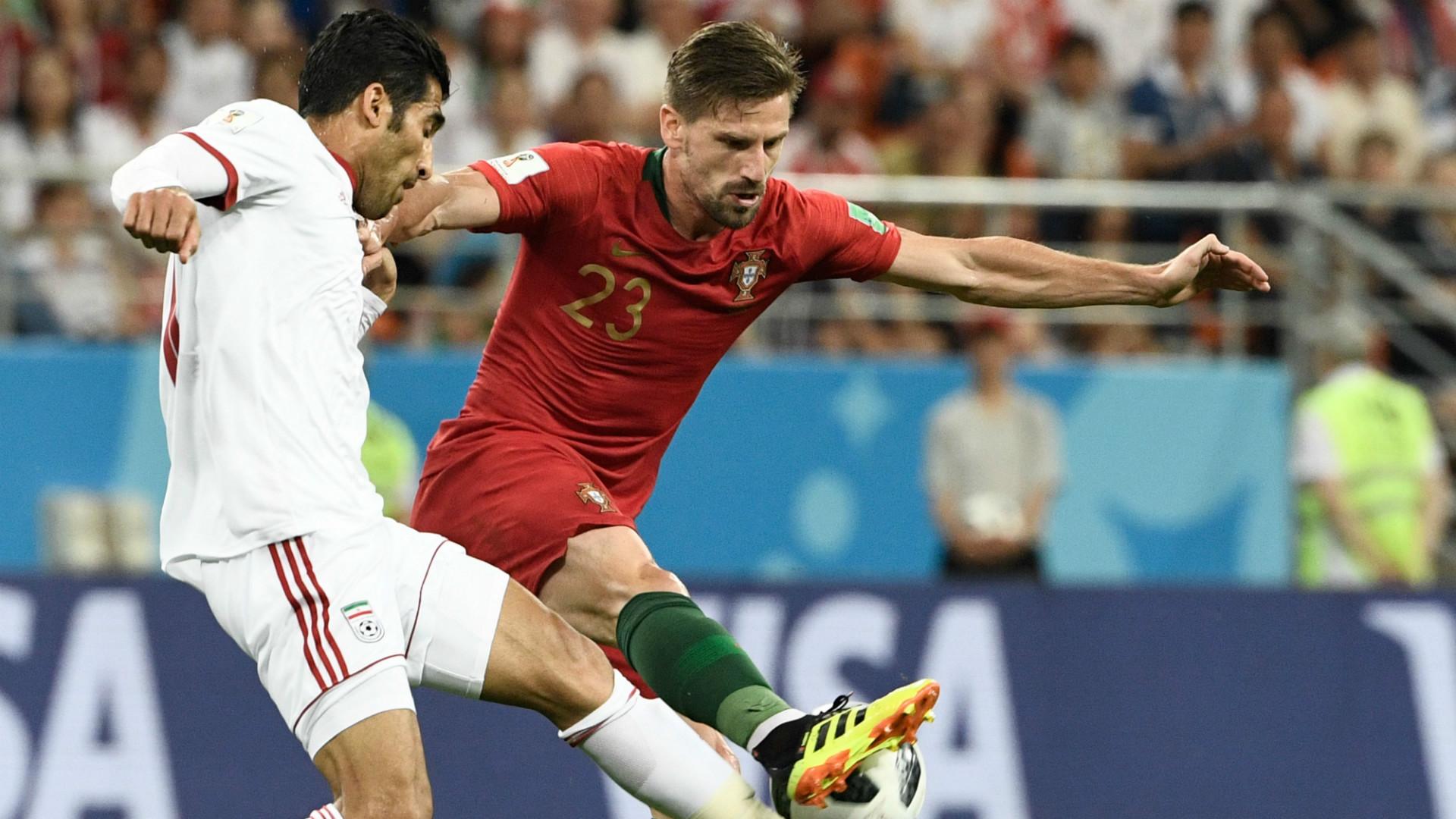 Adrien Silva Portugal vs Iran World Cup