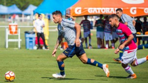 Mauro Zarate Boca Pretemporada 2018