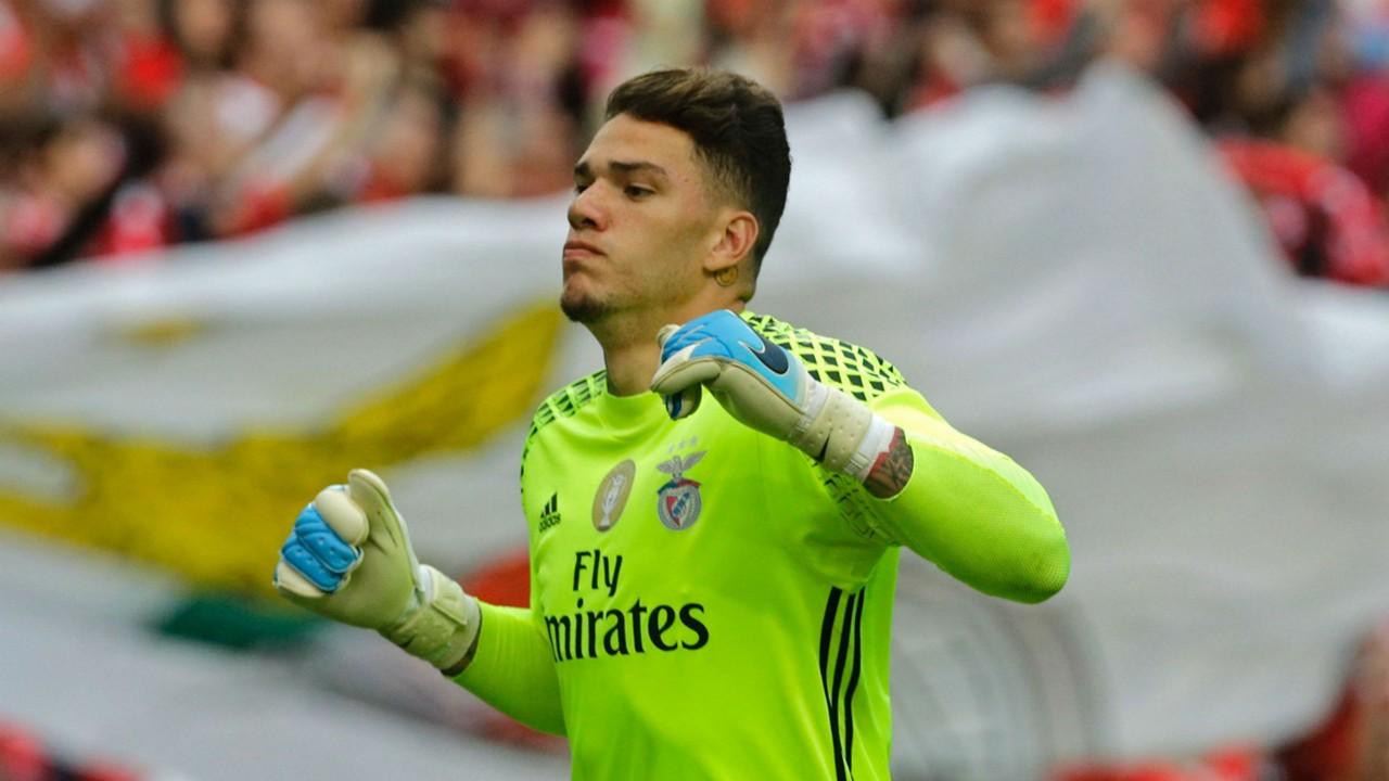 Ederson Benfica