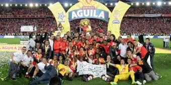 Santa Fe campeón Superliga Águila 2017