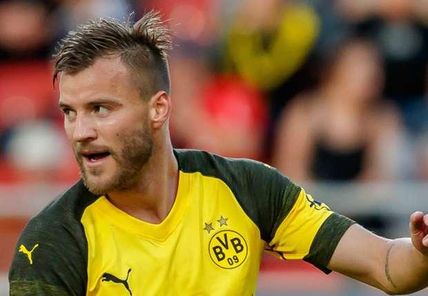 OFFICIEL - Andriy Yarmolenko (Dortmund) signe à West Ham jusqu'en 2022