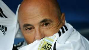 Jorge Sampaoli Argentina Nigeria Group D 2018 World Cup