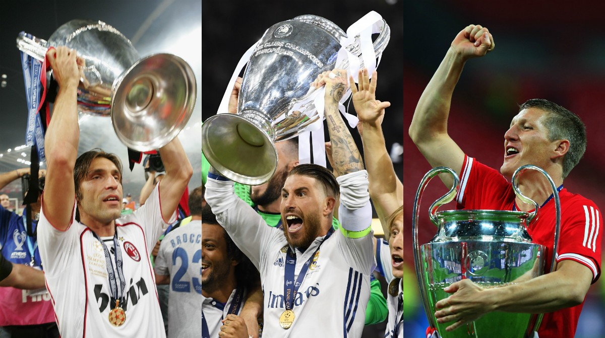 collage CL-Finals