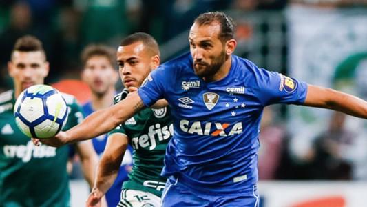 Barcos Mayke Palmeiras Cruzeiro Copa do Brasil 12092018