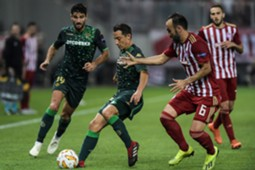 GUARDADO OLYMPIAKOS BETIS EUROPA LEAGUE