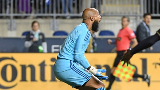 Tim Howard Colorado Rapids 052017