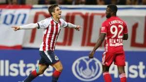 Isaac Brizuela Chivas New York Red Bulls CONCACAF Champions League