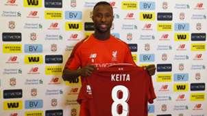 Naby Keita FC Liverpool 27062018