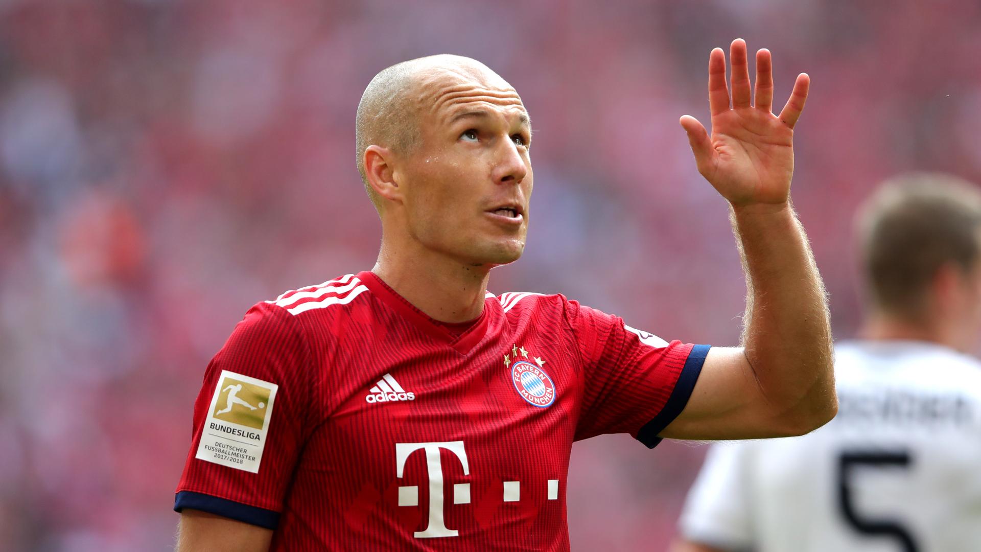 Arjen Robben Biography  |Arjen Robben