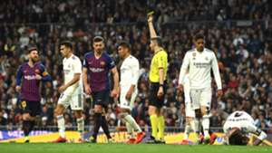 Undiano Mallenco Real Madrid Barcelona LaLiga 02032019