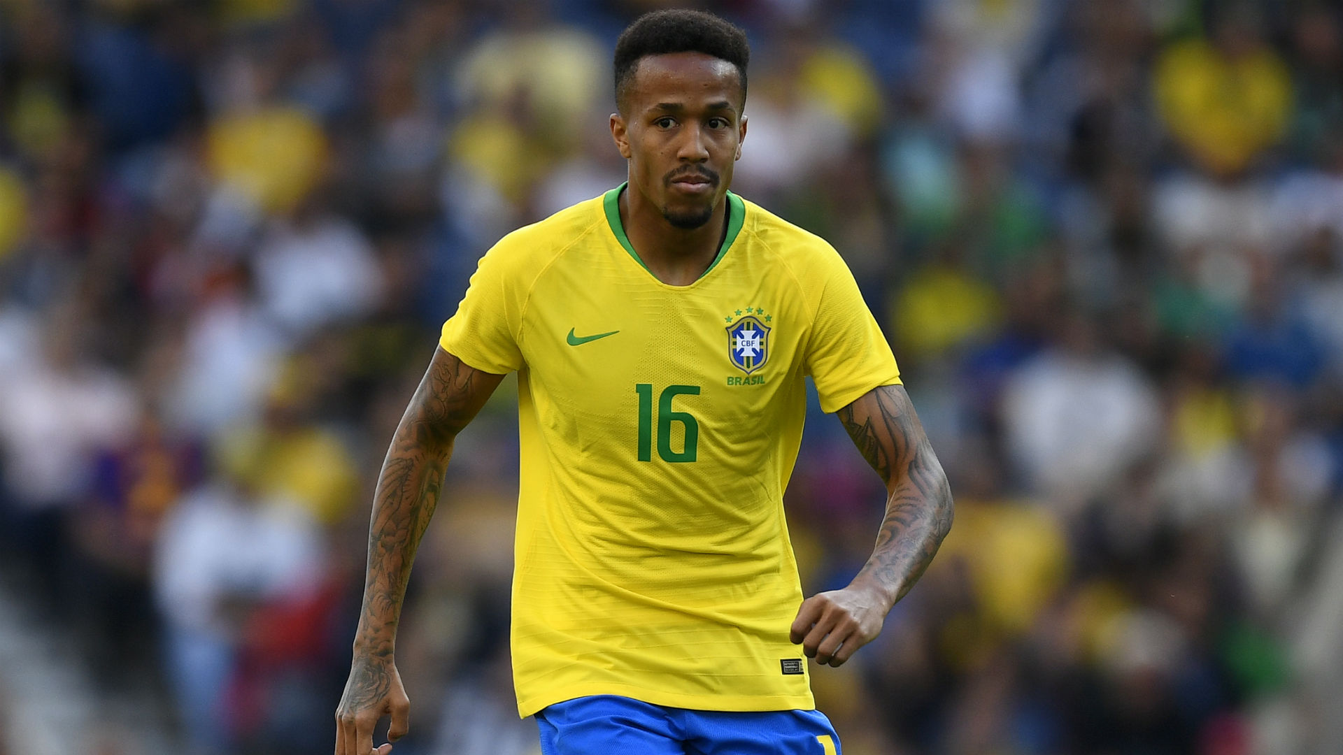 Eder Militao Brazil 2019