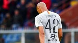 Steven Nzonzi Roma Serie A 05052019