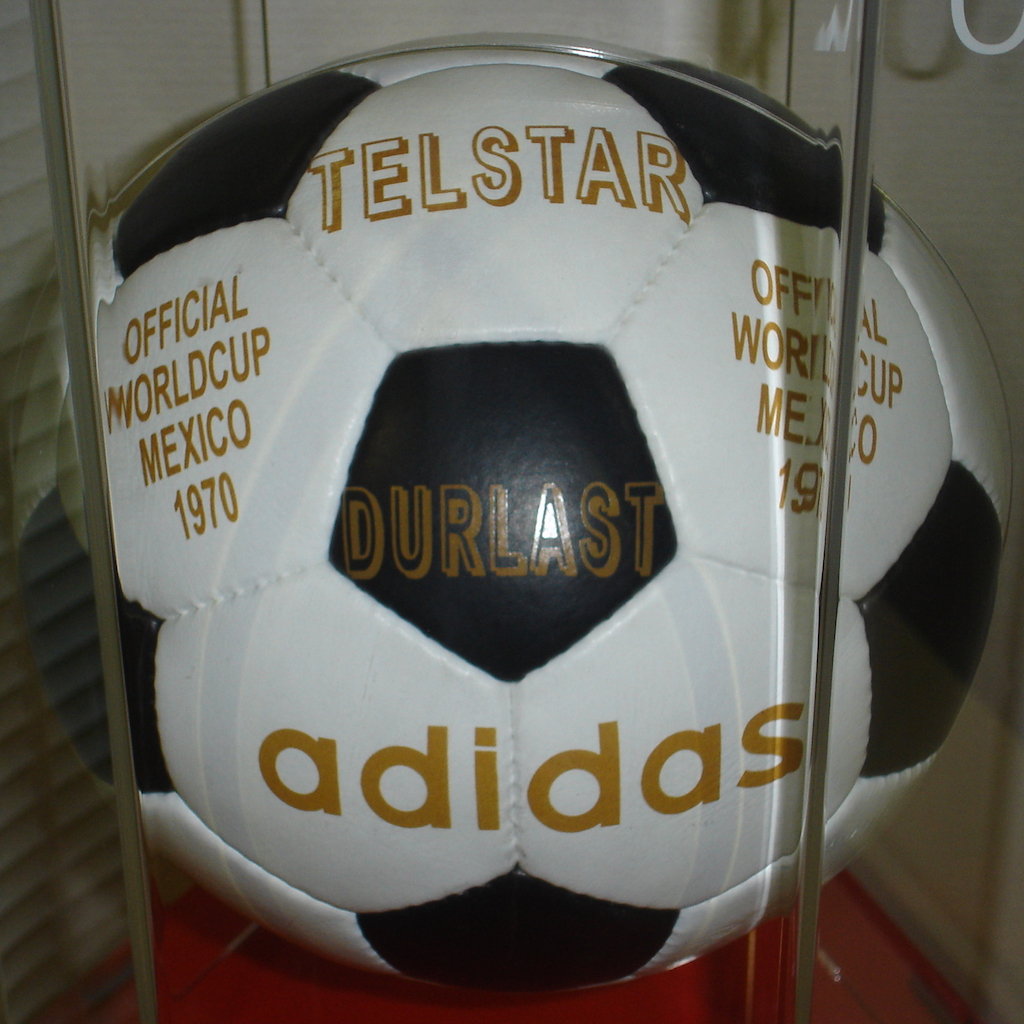 Adidas Telstar 1970 World Cup ball