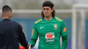 Cassio Ramos Brasil treino 28082017