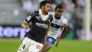 Gaetan Laborde Lassana Coulibaly Bordeaux Bastia Ligue 1 22042017