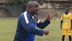 Francis Kimanzi of Mathare United.