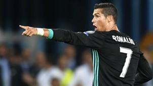 Cristiano Ronaldo Real Madrid UEFA Super Cup