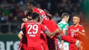 Werder Bremen FC Bayern 01/12/2018
