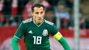 Andrés Guardado México