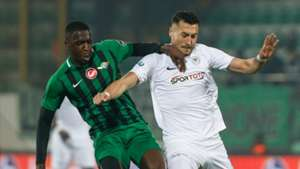 Abdoulwahid Sissoko Adis Jahovic Akhisarspor Konyaspor 24122018