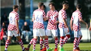 Petar Mikulic Croatia U17