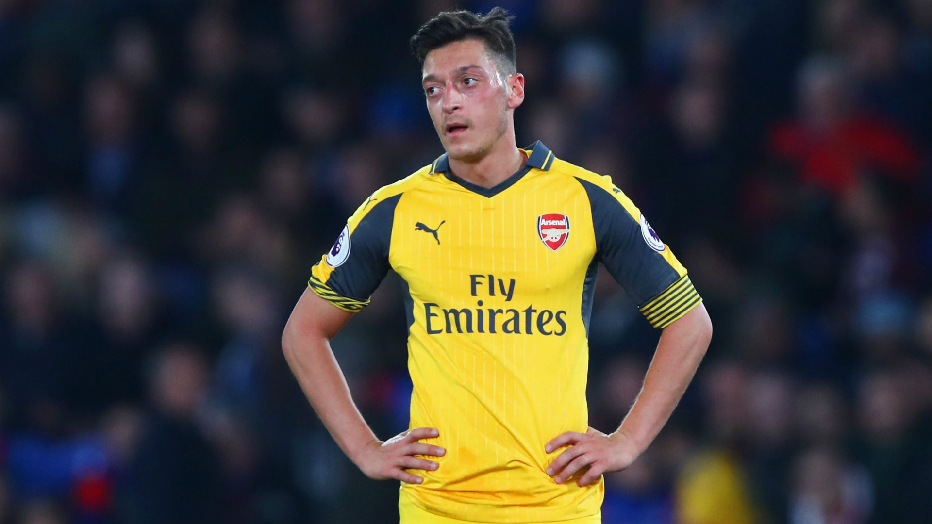 Mesut Ozil Arsenal Premier League