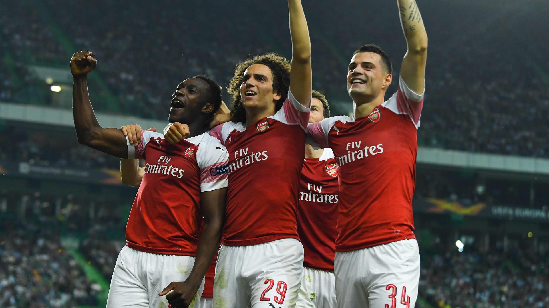 Arsenal Sporting 25102018