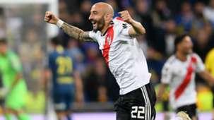 Javier Pinola River Plate Copa Libertadores