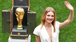 Natalia Vodianova FIFA World Cup 2018