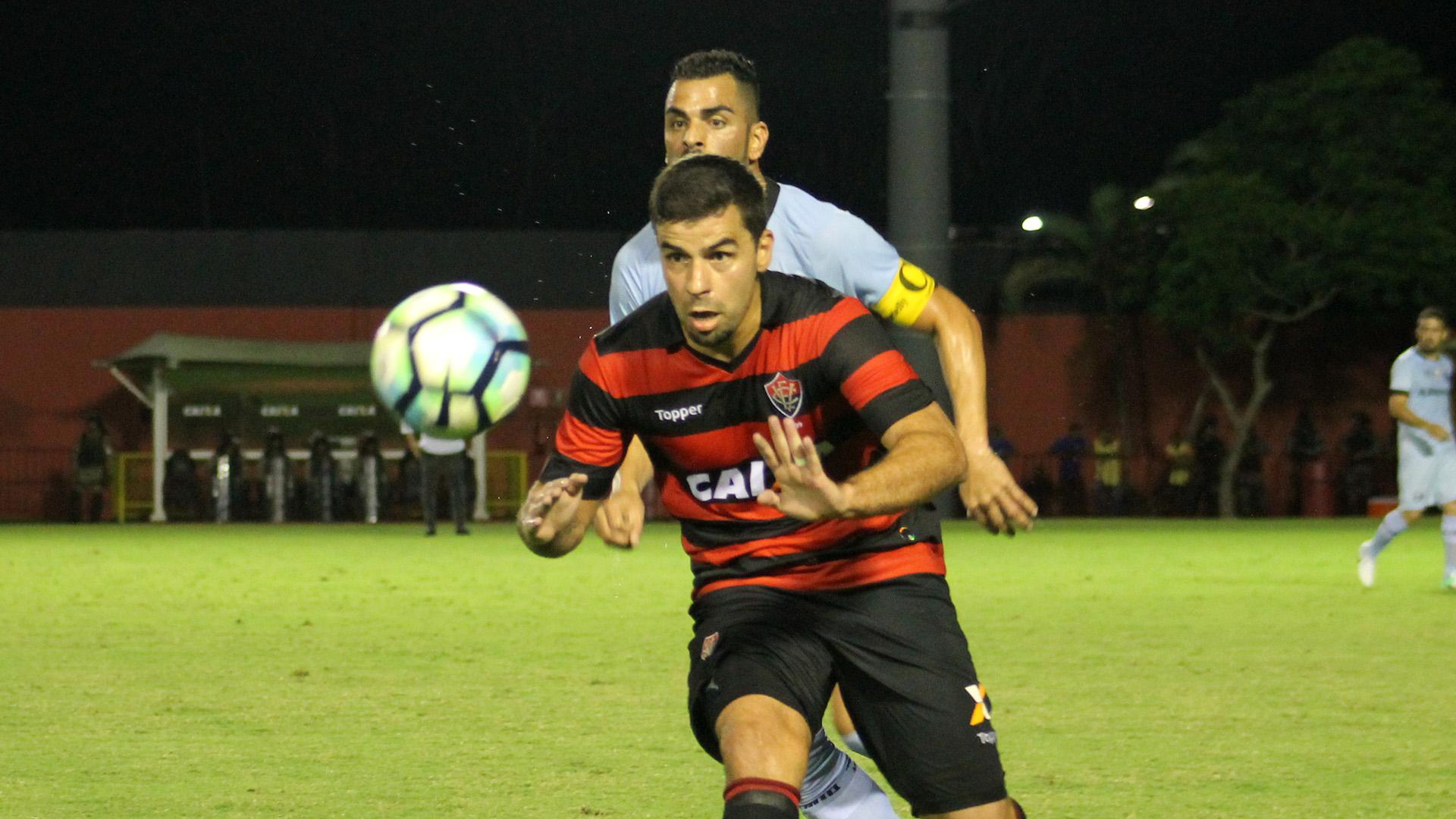 Maicon Andre Lima Vitoria Gremio Brasileirao Serie A 19072017