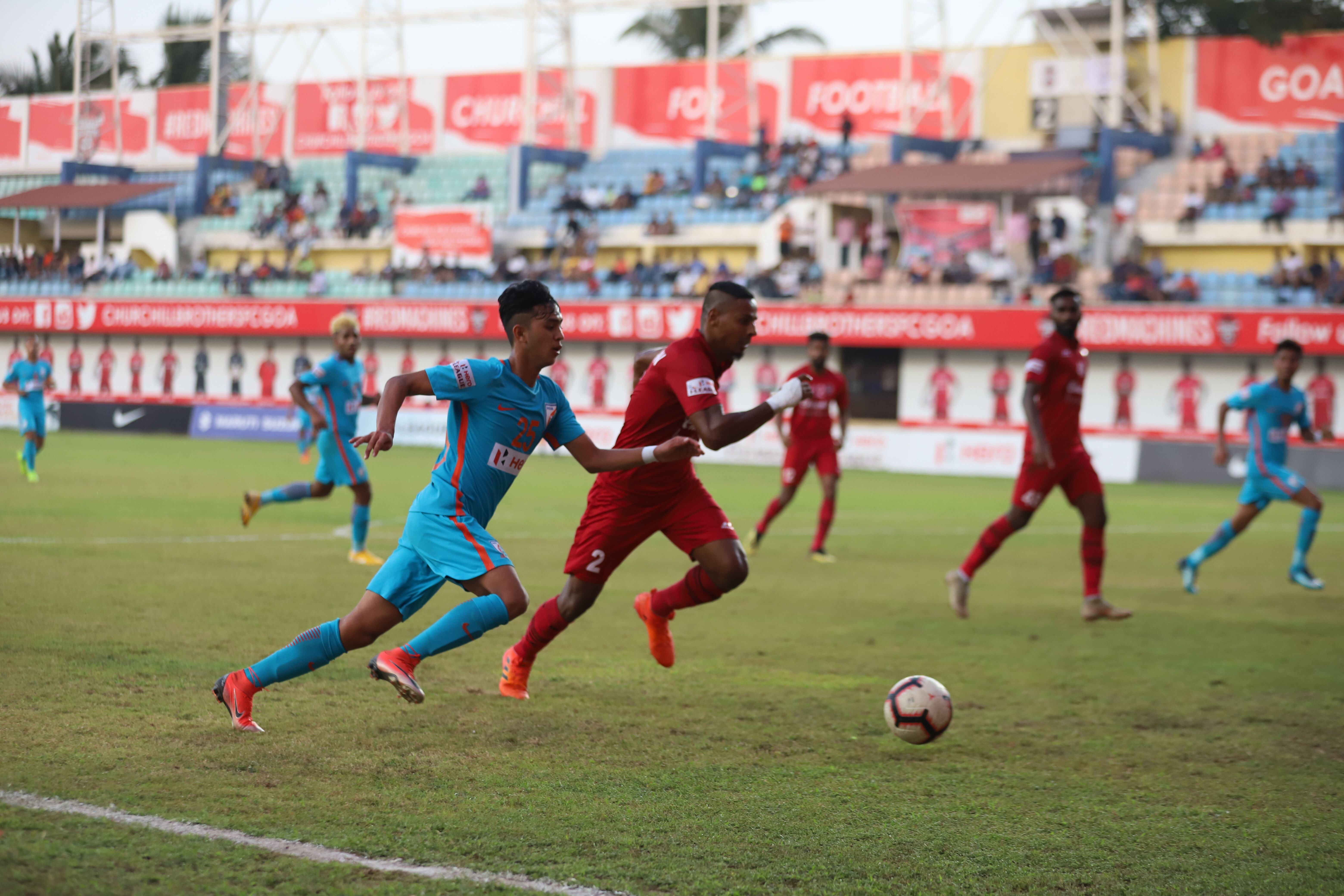 Rohit Danu - Playing in the I-League one of the best things to happen to me