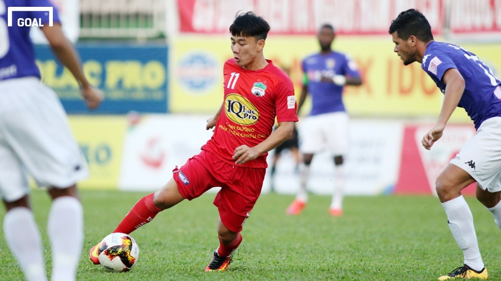 HAGL Hà Nội FC Vòng 23 V.League 2017