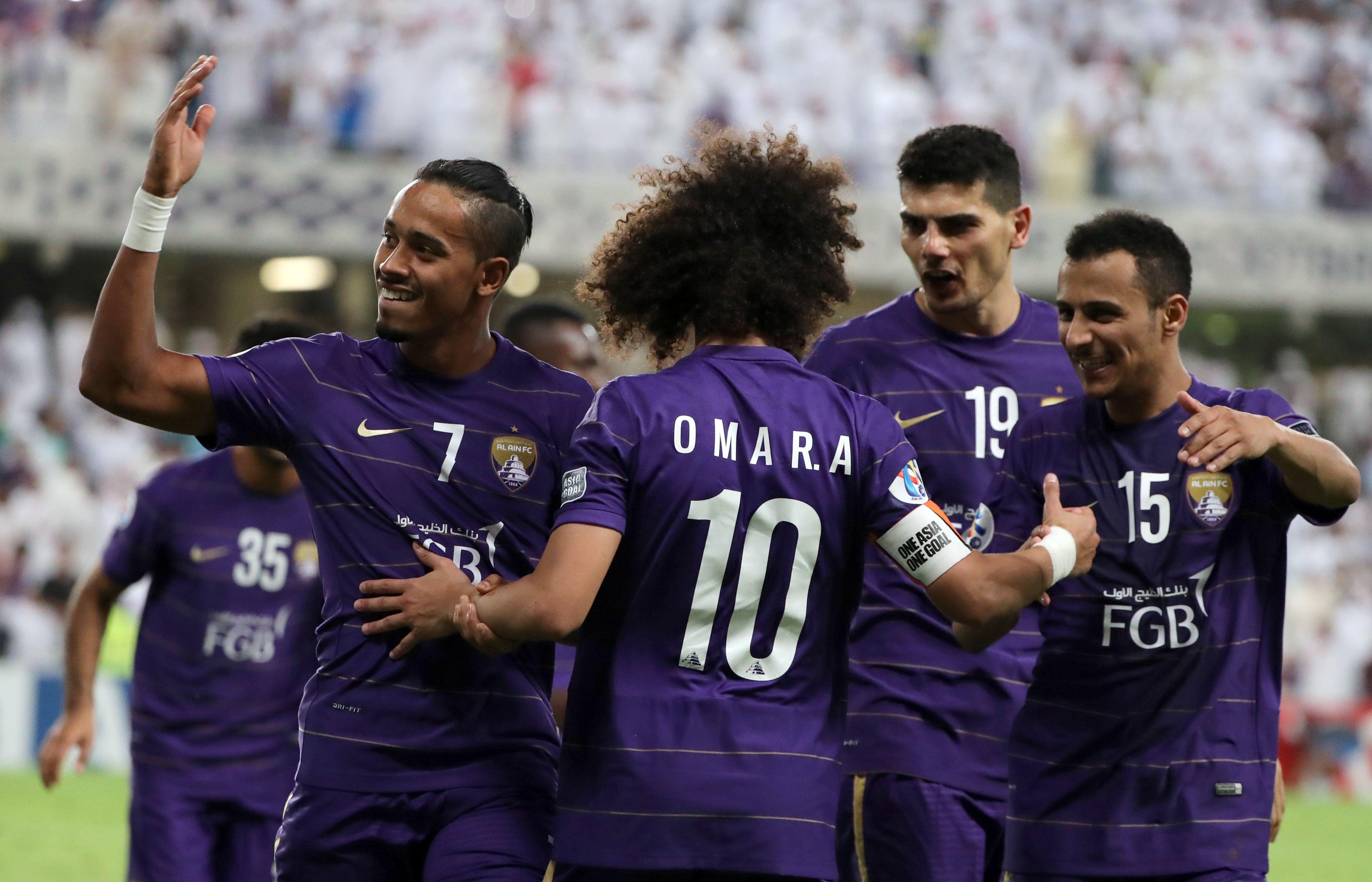 Al Ain vs Al Ahli