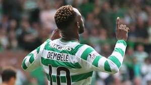 Moussa Dembele Celtic 2018-19