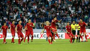 Vietnam Jordan Asian Cup 2019 round of 16
