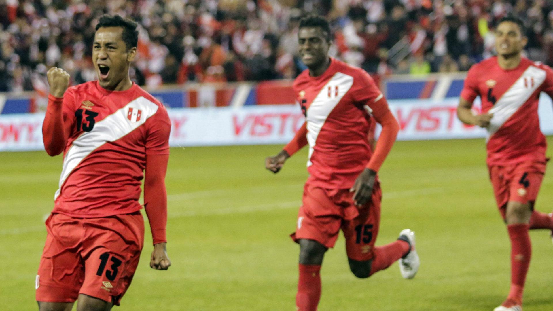 Selección peruana 270318