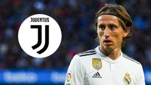 GFX Luka Modric Juventus