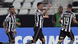 Rodrigo Lindoso Botafogo Nacional Asuncion Copa Sudamericana 16082018