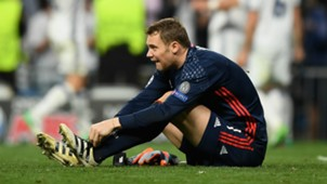 MANUEL NEUER BAYERN MÜNCHEN UEFA CHAMPIONS LEAGUE 18042017