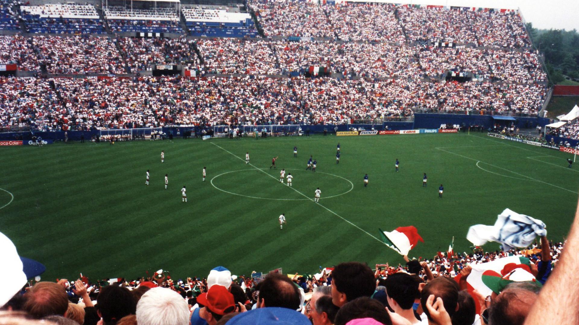 Foxboro Stadium 1994