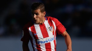 Theo Hernandez, Atletico Madrid