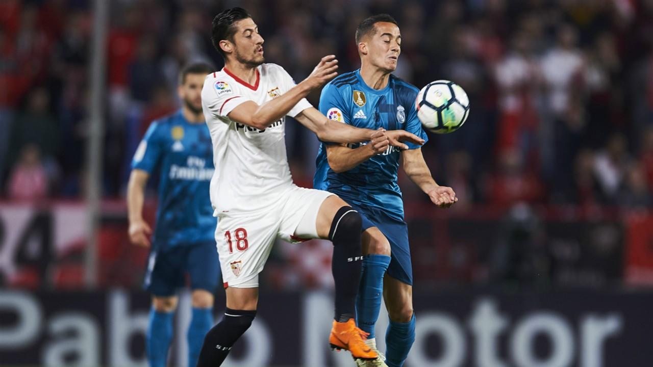 Image result for Sevilla vs Real Madrid