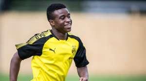 Youssoufa Moukoko Borussia Dortmund 19082017