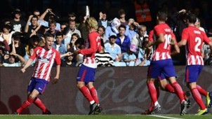 Gameiro Celta Atletico Madrid LaLiga