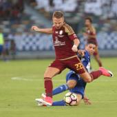 Dzsudzsák Balázs al wahda presidents cup final