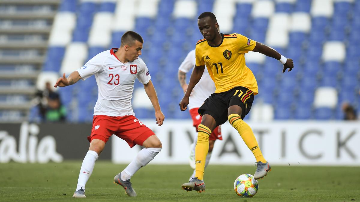 Poland Belgium Lengyelország U21