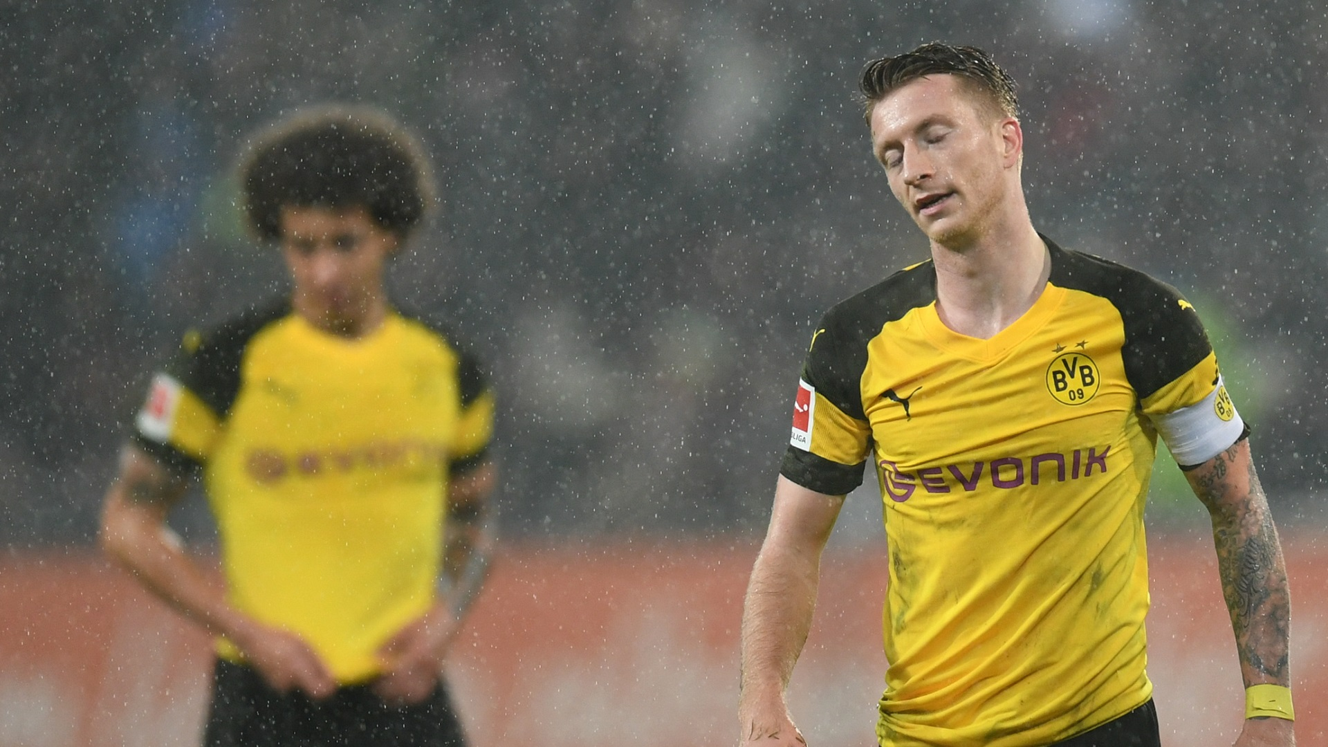 Barca, move over! Dortmund suffer one of Bundesliga's biggest title collapses