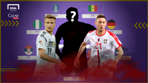 World Cup eliminated XI